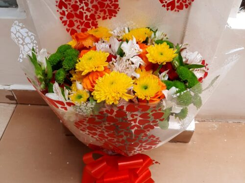 Looking for flowers for any occasion in Mombasa Road?